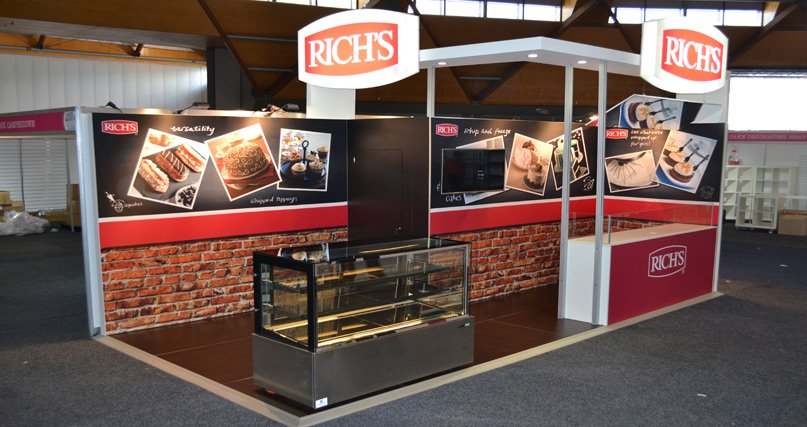 Custom Exhibition Stands Australia : Making your custom exhibition stand experience eco