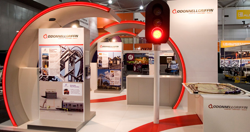 Exhibition Displays Australia : Making your custom exhibition stand experience eco