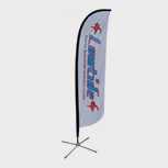 Outdoor Flags + Banners