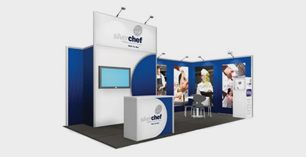 Custom Built Expo Stands