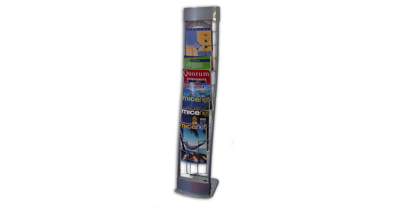 D10 Brochure Stand