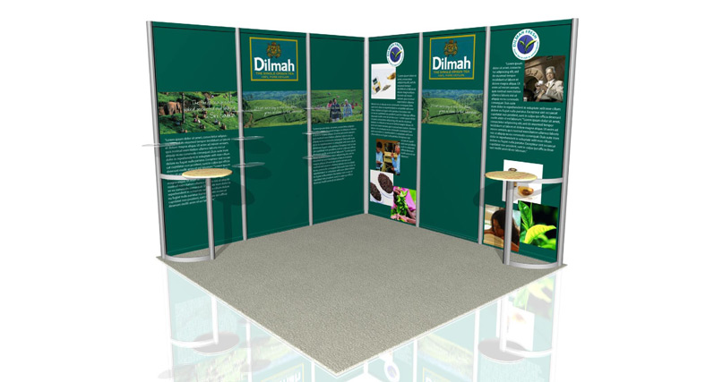 dilmah banner view