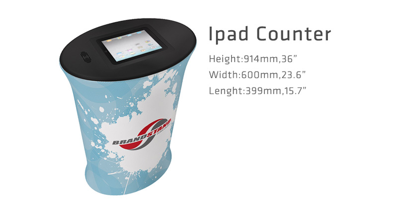 ipad counter
