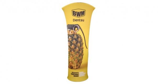 BWM Dentsu Totem banner