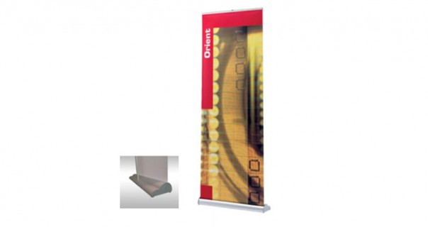 Euro Pull Up Banner Stand