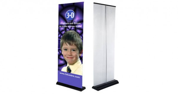 RollUp banner. Premium quality