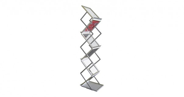 Standex Brochure Stand