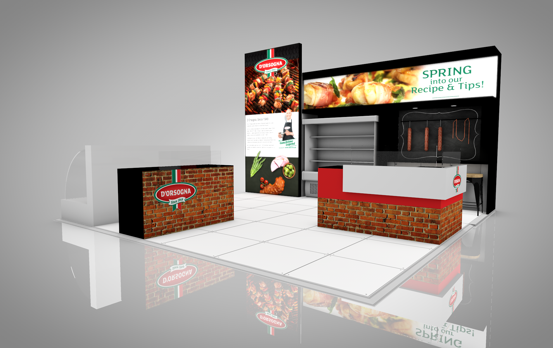 Simple Exhibition Stand Design : Custom exhibition stands sydney expo display stands exhibition