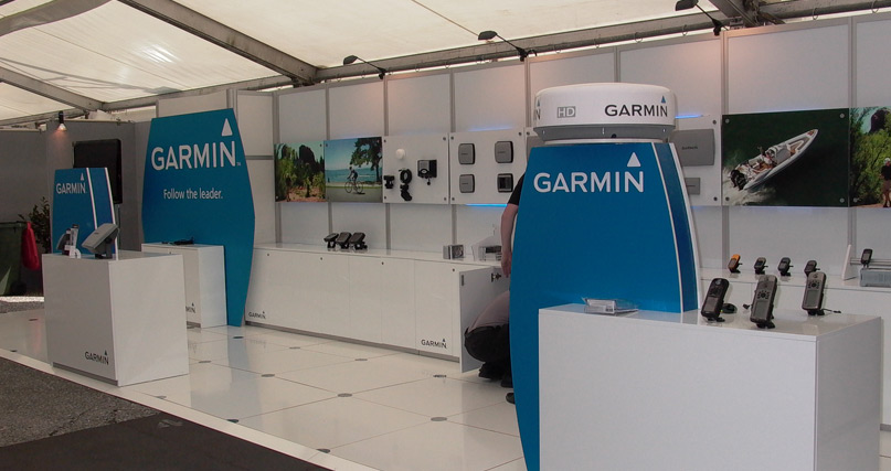 garmin in NZ