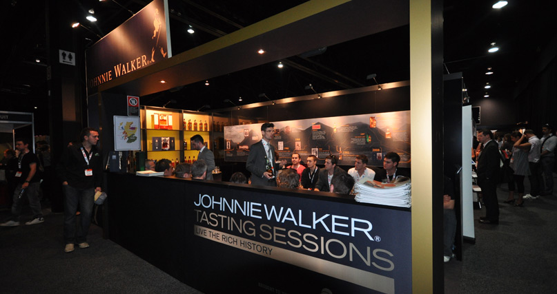 johnnie walker external view