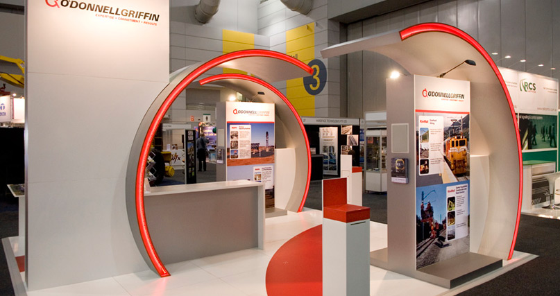 Best Small Exhibition Stands : Custom exhibition stands sydney expo display