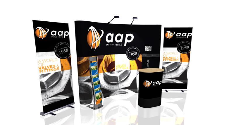 Budget Pop-up Display Package